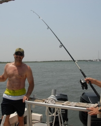 Delaware Bay Fishing - Off the Jersey Shore